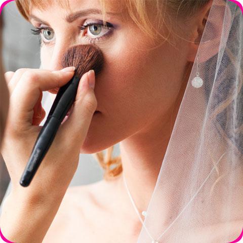Maquillage de mariage / Maquillage à domicile
